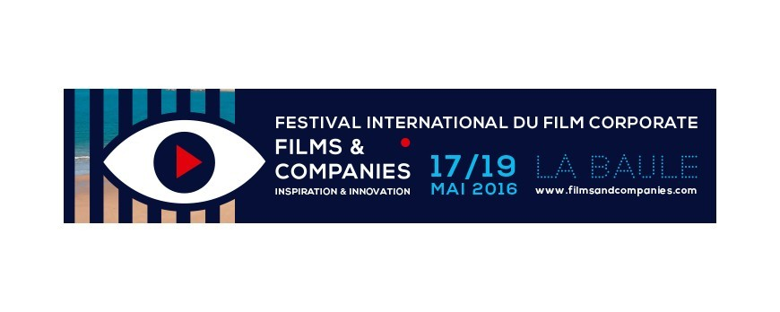 Phibook partenaire du Festival Film and Companies !