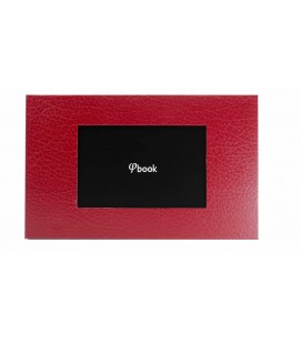 "Phibook 7"" Rouge Rubis"