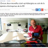 Quand le journal Paris Normandie rencontre Phibook